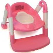 Детски тоалетен адаптор 3 в 1 Cangaroo, розов, 356129