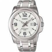 Reloj Casio MTP-1314D-7A De Hombre-Plateado