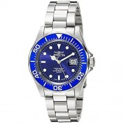 Invicta Pro Diver 9308 Stainless Steel Watch Blue 205