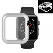 Apple Magnetische metalen Frame beschermhoes voor Apple Watch serie 3 & 2 38mm(Silver)