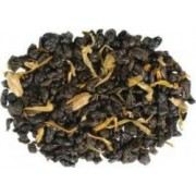 Ceai verde aromat Bergamot Jasmine Pinhead 100g