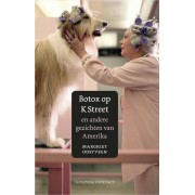 Atlas Contact Botox op K street - Margriet Oostveen - ebook