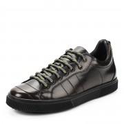 280-076A-1123 П/Ботинки для активного отдыха муж. кожа/кожа-текстиль хаки, BRIGGS - 42
