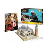 Cubic Fun 3D puzzle City Traveller , Venetia