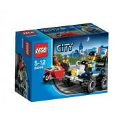 Lego City Police ATV Building Set