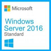Microsoft Windows Serveur Standard 2016 16 Noyaux / 16 Cœurs