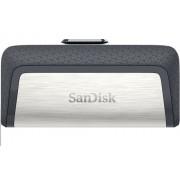 USB Flash 64GB 3.1 SanDisk SDDDC2-064G-G46 Dual Drive, Type C do 150MB/s
