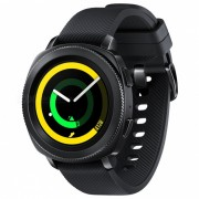 """samsung gear sport R600 1.2"""" super reloj inteligente tactil AMOLED con 4 GB ROM? bluetooth - negro"""