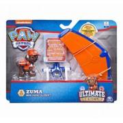 Patrula catelusilor, vehicule cu figurine ultimate rescue zuma