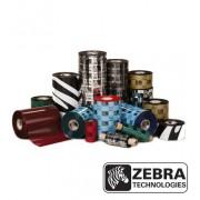 Ribbon Zebra 3400 cera resina per stampanti Mid-Range e High-End 110 x 450 (03400BK11045)