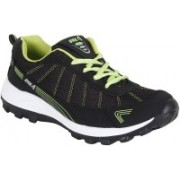 AMG Aero Performance Shoes Casuals For Men(Black, Green)
