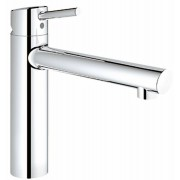 Grohe Mitigeur évier Grohe Concetto bec orientable escamotable 31210001