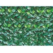 garden friend S1098004 Siepe Artificiale Lauro Finto Arella Sintetica Sempreverde 150 X 300 Cm Verde - S1098004
