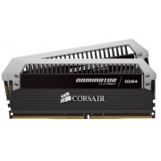 Memoire RAM Corsair Dominator Platinum 16 Go (2x 8 Go) DDR4 3200 MHz CL14 - Kit Dual Channel 2 barrettes de RAM DDR4 PC4-25600