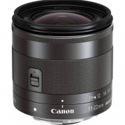 Canon Objetivo EF-M 11-22mm F4-5.6 IS STM