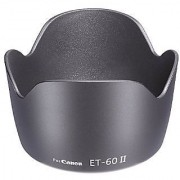 Camera Flower Lens Hood for Canon Eos Camera Lens Et 60 Replacment 18-55Mm 55-250Mm