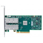 ConnectX®-3 VPI NIC, 2xQSFP, FDR10 IB (40Gb/s), 10GbE