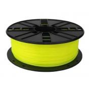 Gembird PLA Filament za 3D štampač 1.75mm kotur 1KG fluorescentno žuti (3DP-PLA1.75-01-FY)