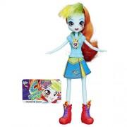 My Little Pony Equestria Girls Rainbow Dash Friendship Games Doll
