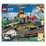Lego City (60198). Treno merci