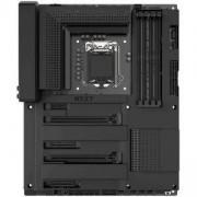 Дънна платка NZXT N370 Z370 MATTE BLACK, Socket 1151 (300 Series), 4xDDR4, CAM + RGB HUE+, Intel Optane, NZXT-MB-N7-Z37XT-B1
