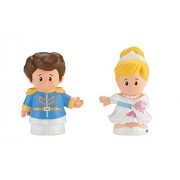 Fisher-Price Little People Disney 2 Pack: Cinderella And Prince Charming