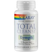 Solaray Total Cleanse Lymph - 60 Kapseln