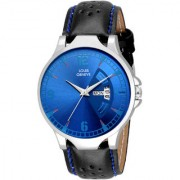 Louis Geneve Classic Day Date Analog Watch For Men ( LG-MW-DBL-BLACK-280 )