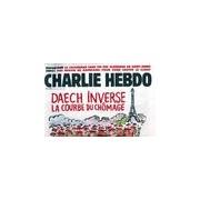 Charlie hebdo n°1218 : DAECH inverse la courbe du chômage - Collectif - Livre