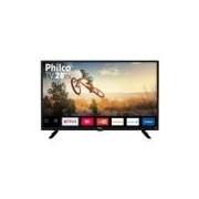 Smart TV LED 28´ Philco, Conversor Digital, 2 HDMI, USB, Wi-Fi - PTV28G50SN