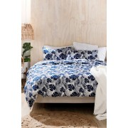 Tropical Punch Duvet Cover Set - Twilight