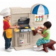 Детска кухня с грил - Литъл Тайкс - 78см, Little Tikes, 320145