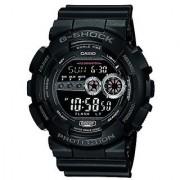 G-Shock Digital Black Dial Mens Watch - Gd-100-1Bdr (G310)