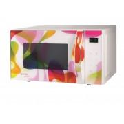 Cuptor cu microunde Gorenje MO20Karim, 800W, 20 l, Grill , Smart Display, Touch Control, design Karim Rashid