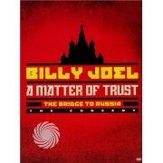 Video Delta Billy Joel - A matter of trust - The bridge to Russia - DVD