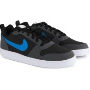 Nike NIKE COURT BOROUGH LOW Sneakers For Men(Black, Grey)