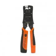 Handy 10178 UTP RJ45 RJ11 krimpelő fogó kábeltesztelővel