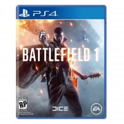 PS4 Juego Battlefield 1 Compatible Con PlayStation 4