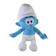 The Smurfs Plush - 13 Inch Stuffed Smurf