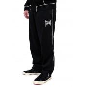 pantaloni (tuta) uomo TAPOUT - Logo Zip - T10405