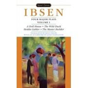 Four Major Plays: Volume 1, Paperback/Henrik Ibsen