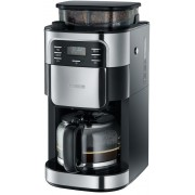SEVERIN Koffiezetapparaat KA 4810 1,4 L Zwart, zilver