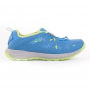 Zapato Pangue Azul/Verde Lippi