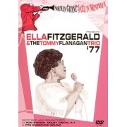 Ella Fitzgerald & The Tommy Flanagan Trio - '77 [DVD]