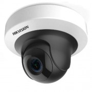 Camera supraveghere IP wireless Dome Hikvision DS-2CD2F42FWD-IWS, 4 MP, IR 10 m, 2.8 mm
