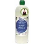 Detergent Ecologic Lichid pentru Rufe Albe si Colorate Lamaie Biolu 1L