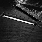 Rigola de dus, TECE drainline, model Plate de 70 cm