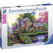 Puzzle Cabana Romantica 1000 piese