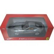 Ferrari F12 Berlinetta Grey 1/18 by Hotwheels BCJ74