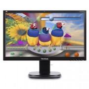 "VIEWSONIC MON 24""MVA FHD DVI VGA WEBCAM 7MS MM"